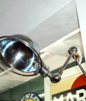 LAMPADE APPLIQUES NICHELATE