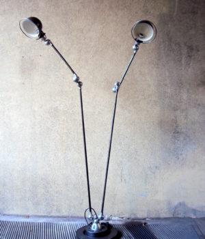 LAMPADA INDUSTRALE JIELDE DOPPIA LISEUSE