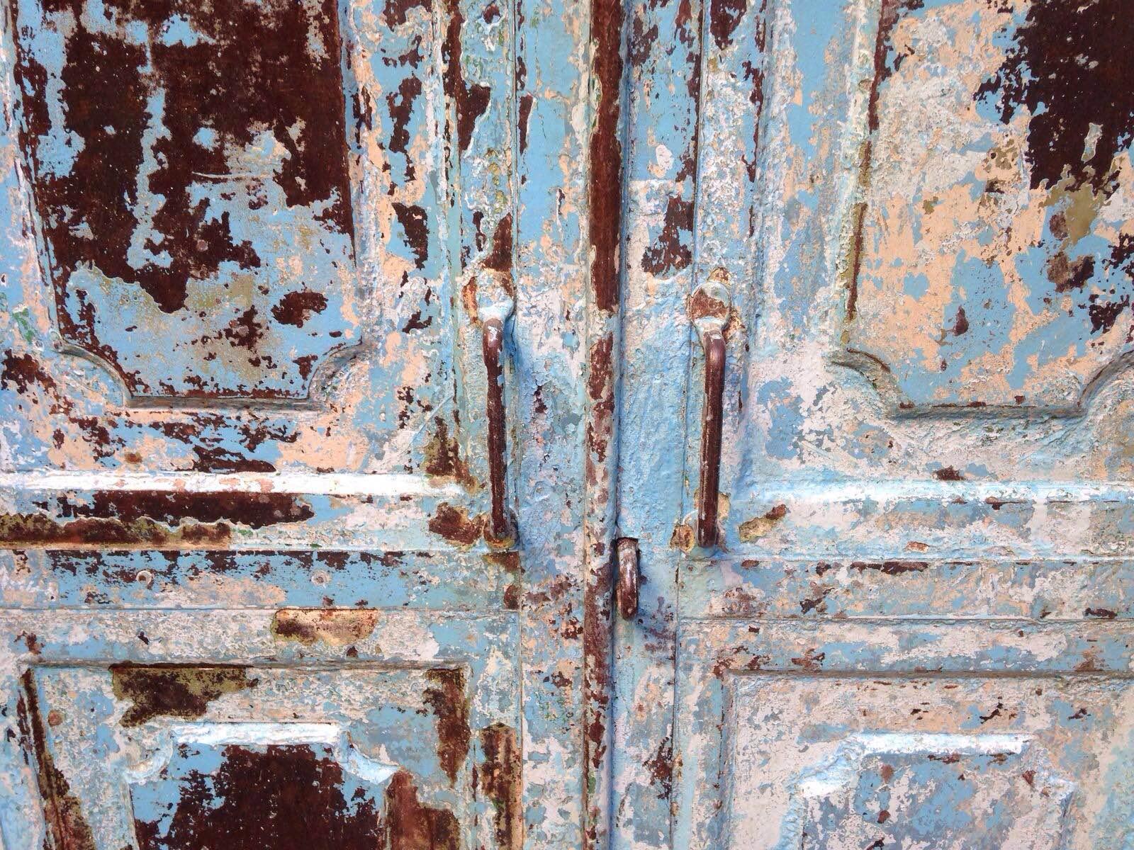 Armadio antico colorato: offerte mobili etnici nuovimondi. armadio ...