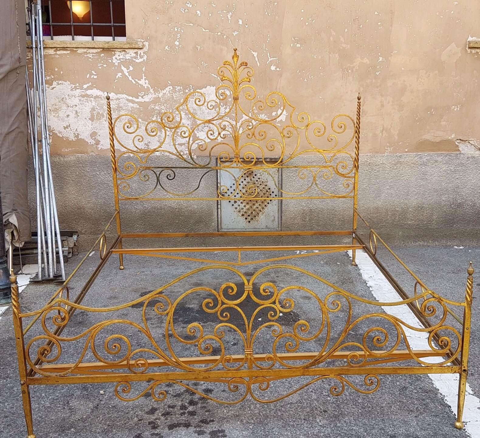 Letti Antichi In Ferro : Letti antichi in ferro su ebay. Letti ...