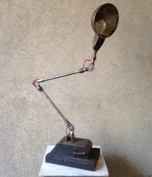 LAMPADA SNODABILE UPCYCLING (BASE RETTANGOLARE)