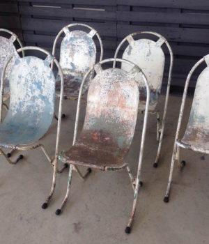 Sedie in ferro Stak a Bye_Prima Serie