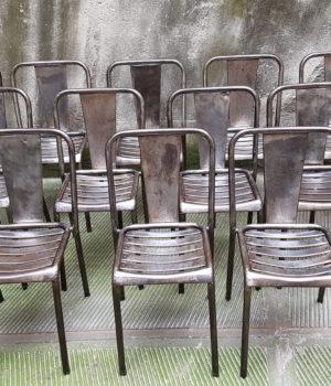 sedie industriali Tolix T4