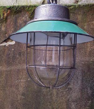 Lampada polacca industriale da sospensione