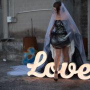 LOVE LUMINOSO CORSIVO (vedi sezione 'Wedding Service')