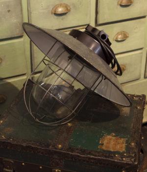 LAMPADA INDUSTRIALE SOVIETICA