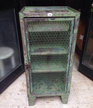 Armadietto Industriale ex Fabbrica Francese anni '40