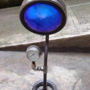 LAMPADE UPCYCLING CON FARI E MANOMETRI DI MOTO (3)