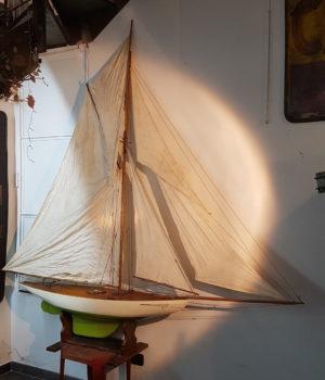 Veliero, modellino di barca, modellismo