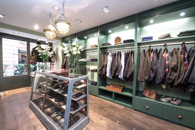 Store styling, allestimenti vintage, noleggio arredi milano, NeoRetrò