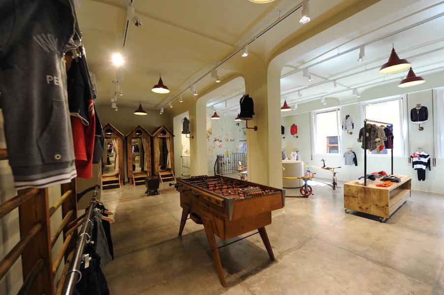 Store styling, noleggio arredi milano, allestimenti vintage, NeoRetrò