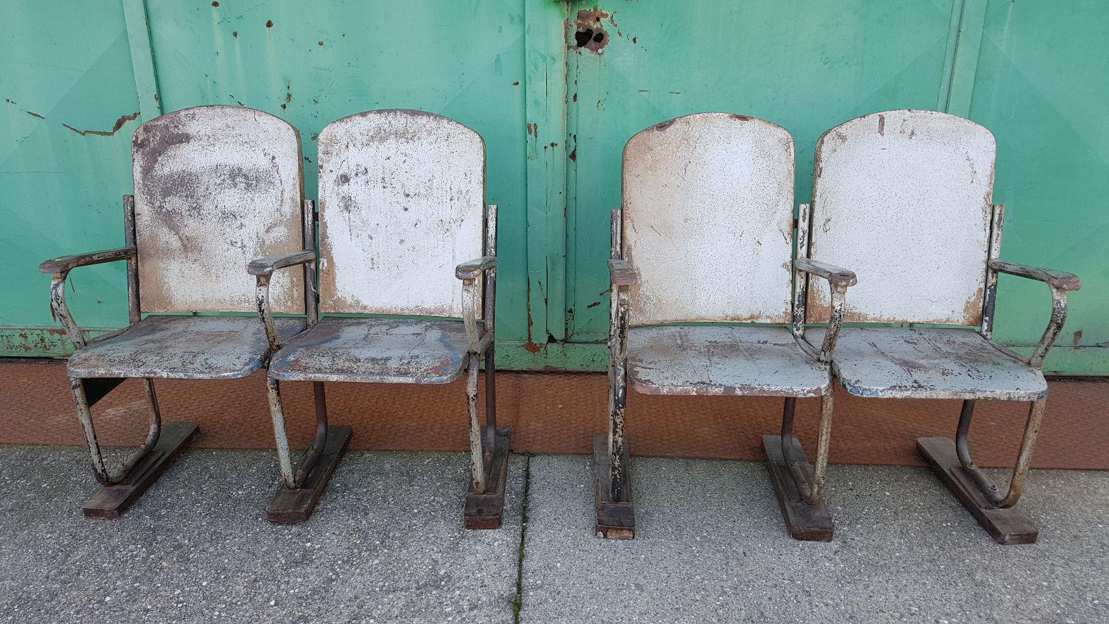 Sedie Di Metallo Vintage : H j wedoo sedia retro vintage design con braccioli e schienale