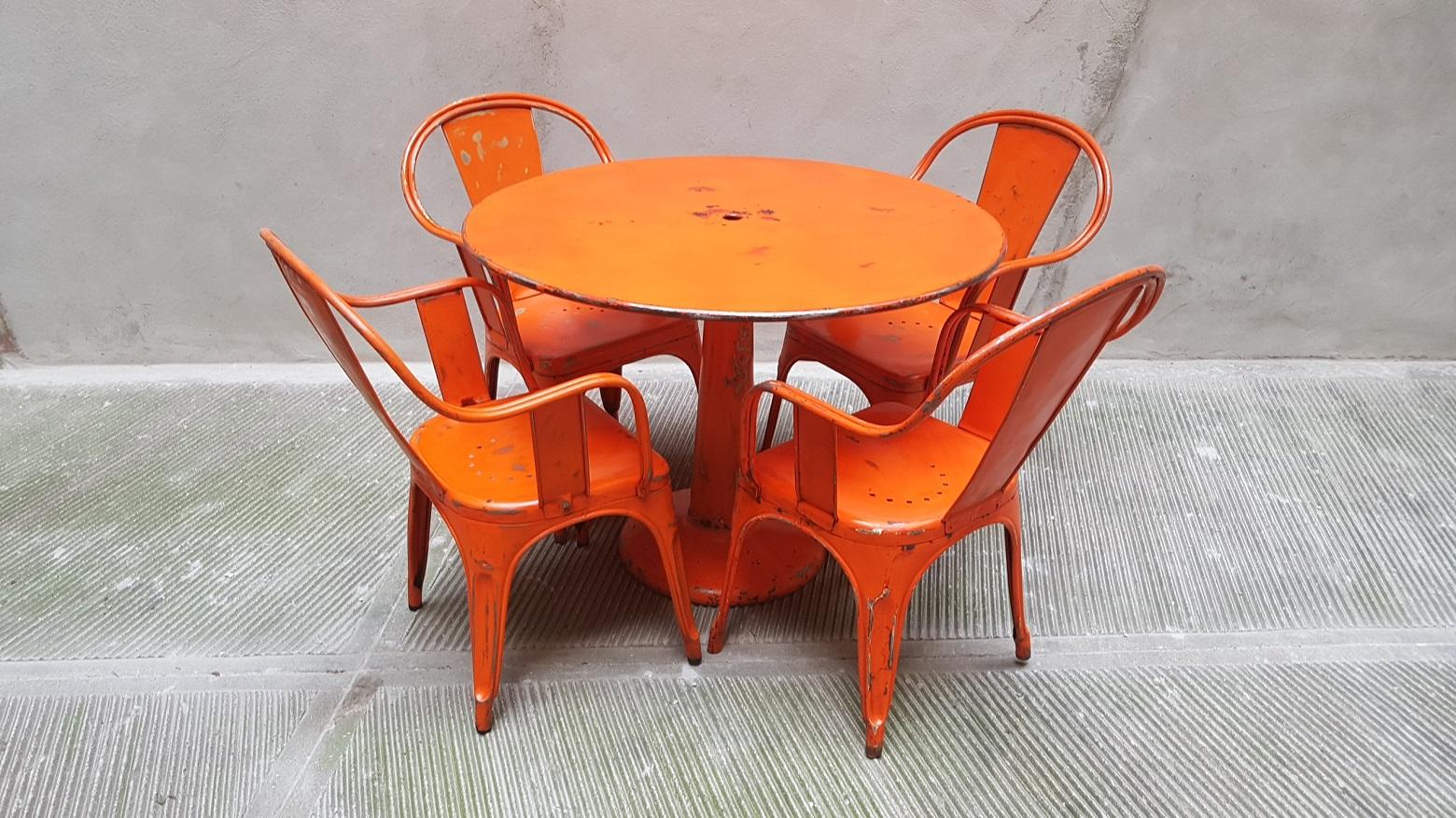 sedie originali tolix modello c neoretr