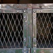 Armadietto ferro anni '30/'40
