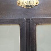 Vetrinetta medicale anni '40/50