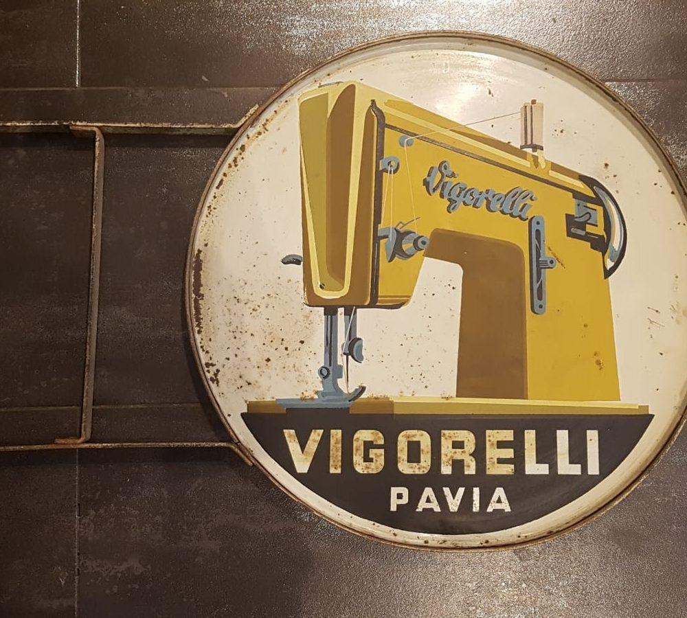 Vecchia Insegna Vigorelli
