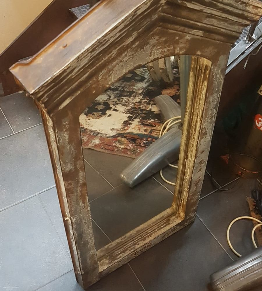 Specchio ex infisso alsaziano