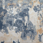 Blue Paint Wall_Rebel Walls