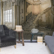 Antique Palace WallPaper