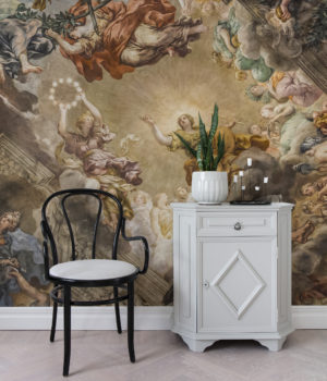 Affresco Wallpaper