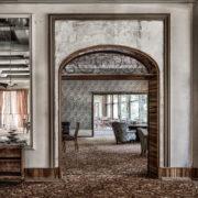 Grand Hotel Wallpaper