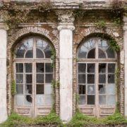 Outdoor Palace's Windows