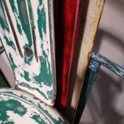 Sedie multicolor Tolix Modello A