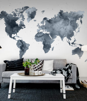 World Map_Rebel Walls
