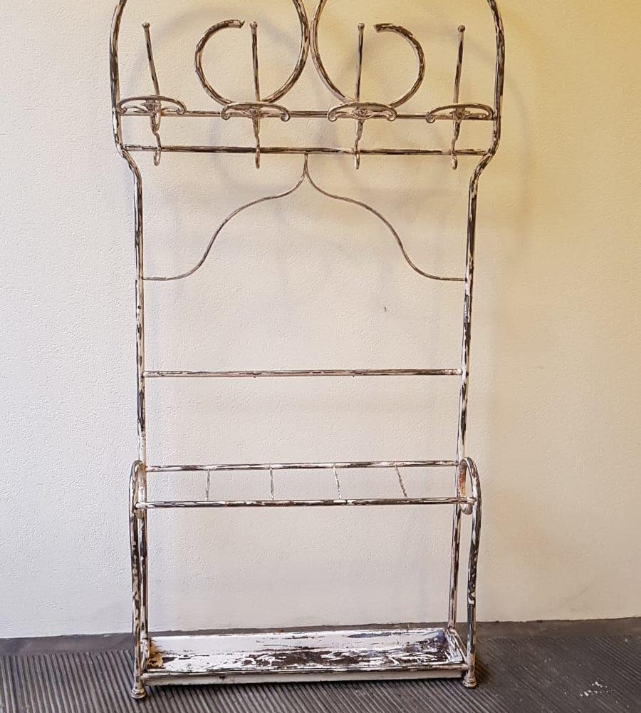 Appendiabito in ferro e ghisa anni '30
