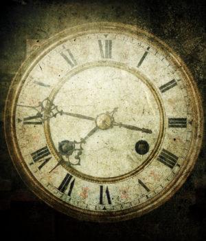 Vintage Clock Wallpaper