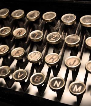 Typewriter Wallpaper