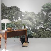 Trees on Limbo Wallpaper
