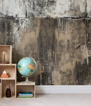 Grunge cement wall Wallpaper