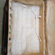 Baule diligenza primi del 900, Francia