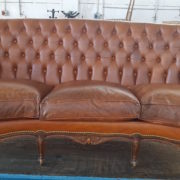 Salotto Chesterfield Chippendale