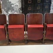 Poltrone Teatro Opera di Lione, anni 40/50