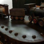 Locomotiva gioco anni '40