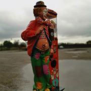 Clown distributore 'Boules'