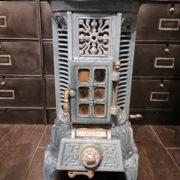 Stufetta Ceramica anni '40