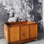 Carrelli legno anni '50