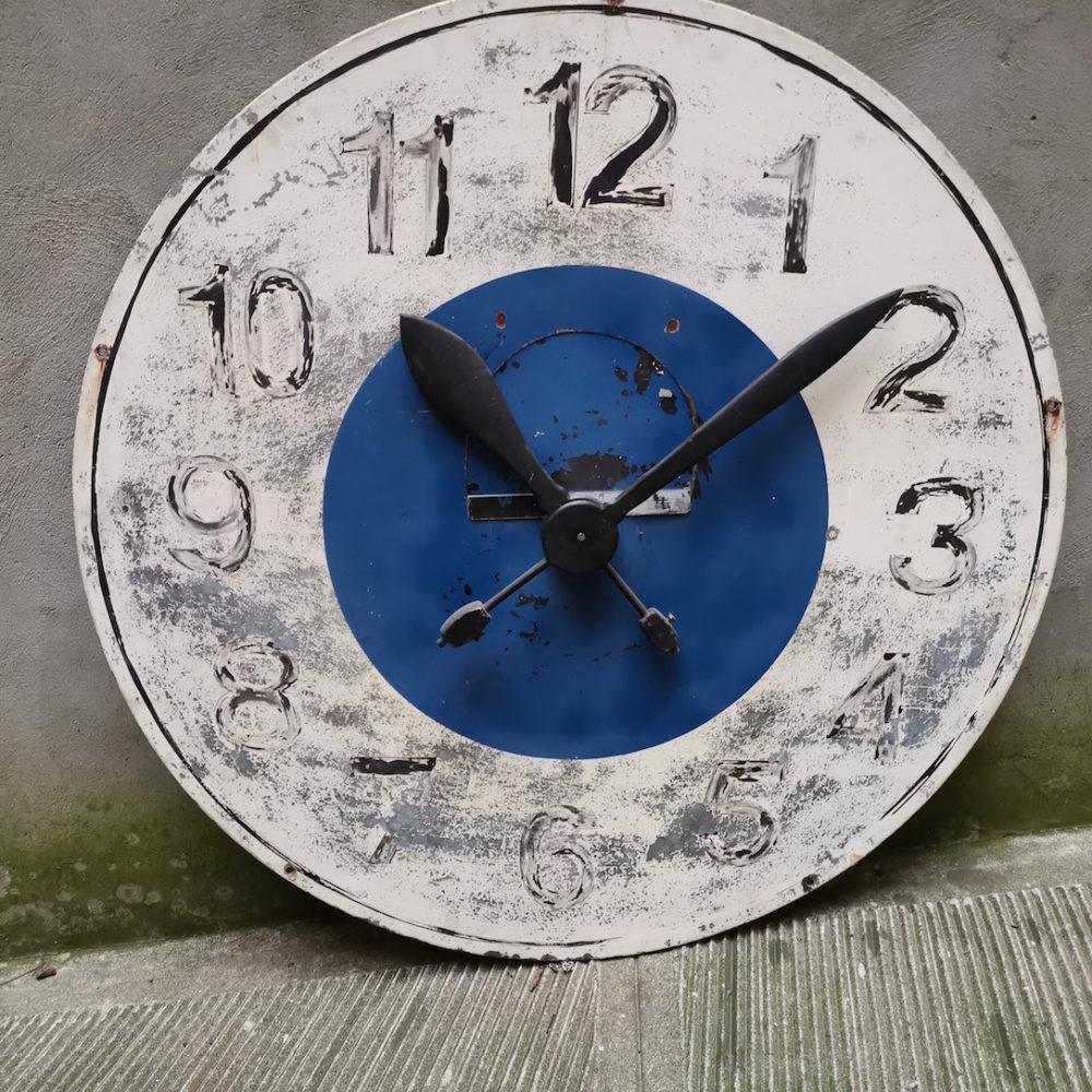 Quadrante orologio torre campanaria