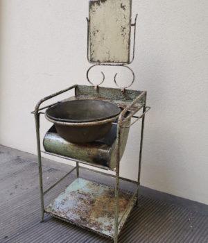 Toilette anni '40 ferro