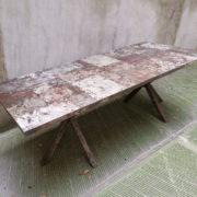 Tavolo Ferro Recupero