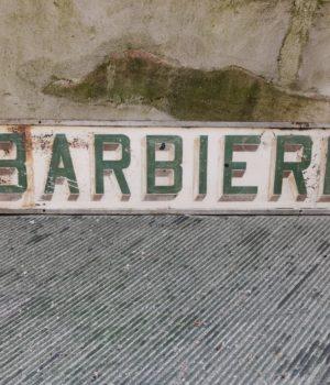 Insegna Barbiere